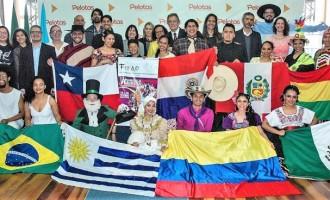 3º Festival reúne em Pelotas grupos de países sul-americanos