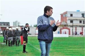 Thiago Gomes diz que o Pelotas não irá mudar a forma de jogar na partida de domingo em São Leopoldo Foto: Tales Leal/AI ECP