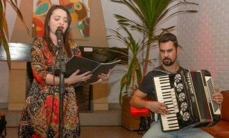 NOSOTROS : Canções argentinas na Bibliotheca