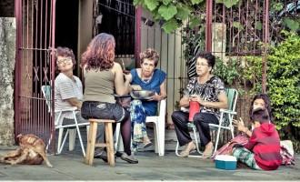 """CRIAR NA CIDADE  : Projeto """"Sentar à porta"""" no Fragata"""