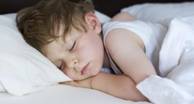 Hora de dormir sozinho