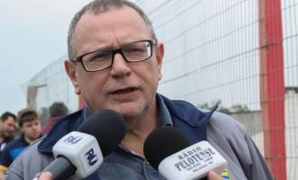 Pelotas admite dificuldade para definir contratação do técnico