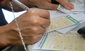 Loterias Caixa já arrecadaram mais de R$ 12 bilhões este ano