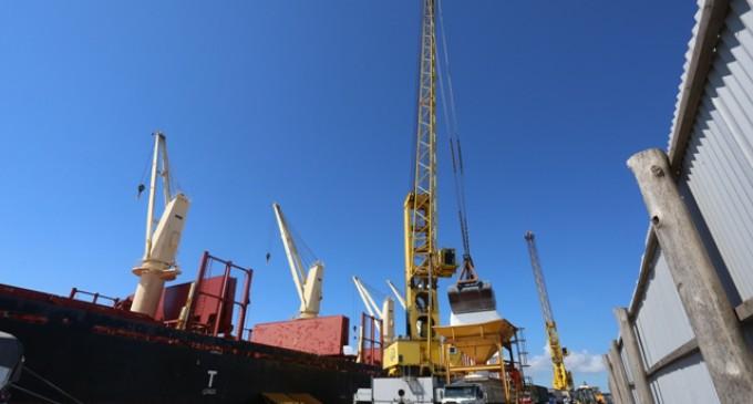 Porto do Rio Grande: Até novembro crescimento de 5%