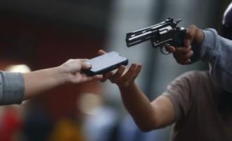 Anatel registra bloqueio de 9,1 milhões de celulares por roubo, furto ou perda