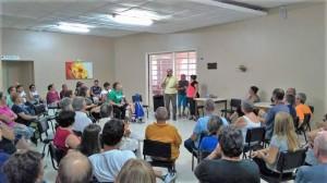 MARCUS Cunha realizou várias reuniões  durante este ano