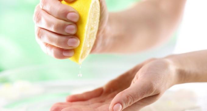 Limão e Sol: cuidado com essa combinação certeira que causa queimaduras e manchas!