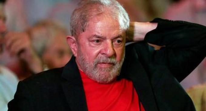 12 ANOS E 1 MÊS : Tribunal mantém condenação e aumenta pena de Lula