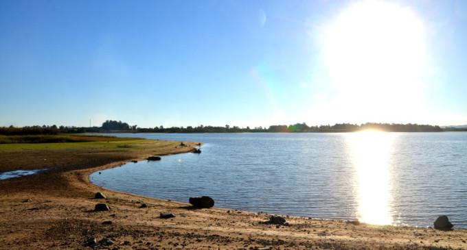 Nível baixo da Barragem Santa Bárbara causa transtornos no abastecimento