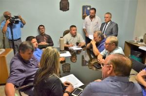 ALÉM das duas Comissões Permanentes a Câmara Municipal conta com nove Temáticas Foto: Glem Azevedo/Especial