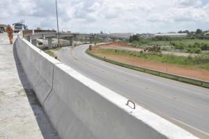 Serão beneficiados com este recurso: os viadutos da Avenida Viscondessa da Graça (km 61,900) e da Avenida Duque de Caxias (km 66,800).