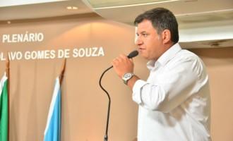 Vereador quer desarquivamento de Mensagens vindas do Executivo