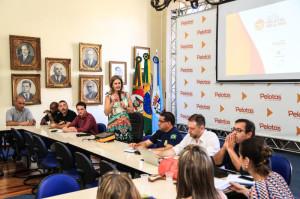 GESTORES municipais avaliam ações da proposta lançada em agosto do ano passado