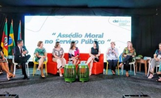 Paula participa da Assembleia da Famurs em Torres