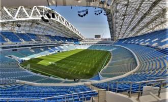 RÚSSIA : Mais ingressos estão à venda