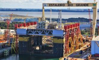 PETROBRAS :  Eduardo discute projetos para desenvolver a indústria naval