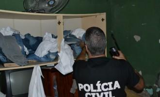 CAPÃO DO LEÃO : Polícia prende seis envolvidos no tráfico de drogas e homicídios