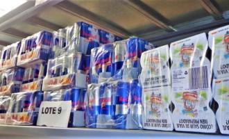 RECEITA FEDERAL : Primeiro leilão do ano de mercadorias apreendidas acontece nesta quarta-feira