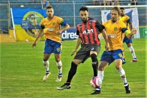 Pelotas vence o Guarani por 2 a 1 na Boca do Lobo: precisou se recuperar no segundo tempo para chegar à virada Foto: Tales Leal/Assessoria ECP