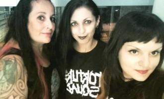 "DIABLURAS  : Banda feminina ""She Hoos Go"" toca na Semana das Mulheres"