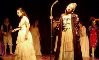 Cia. da Dança promove aula inaugural do curso de teatro