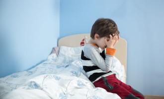 Xixi na cama afeta até 15% das crianças com mais de 5 anos de idade