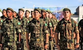 Inscrições abertas para atividades especializadas no Exército Brasileiro