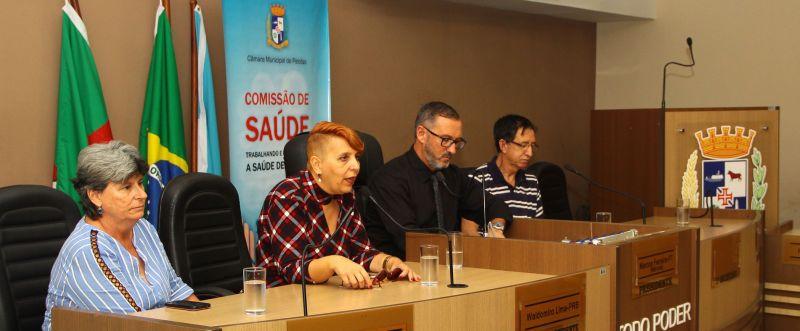 ANA Costa foi convidada para  voltar à Câmara no dia 9 de maio
