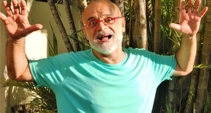 Irreverente e polêmico, autor pelotense Albertinho Liberato está de volta