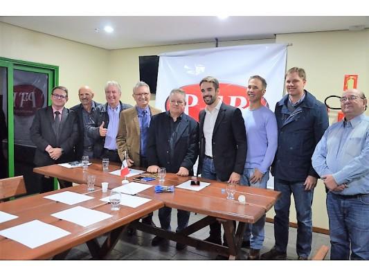 RANOLFO e Eduardo Leite(C) colocam nomes à disposição para o pleito