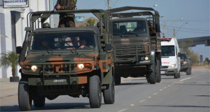 Forças Armadas vão auxiliar segurança no Enem