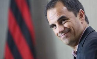Inter anuncia Rodrigo Caetano