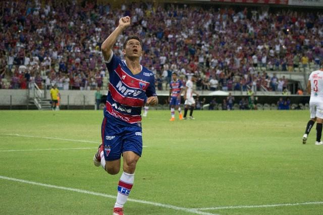 Fortaleza é o líder invicto da Série B: saiu da C no ano passado
