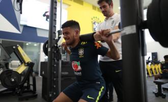 COPA 2018 : Seleção inicia treinos na Comary