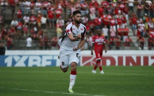Lourency fez três gols: é quem tem se salvado no ataque do Brasil Foto: Jonathan Silva/Assessoria GEB