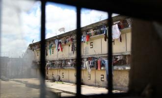 SISTEMA PRISIONAL : Visitas serão suspensas em presídios por conta do coronavírus