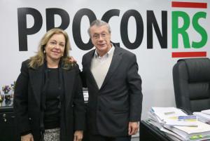 MARIA Elizabeth Pereira e o deputado Pedro Pereira
