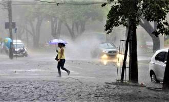 Chuva forte permanece no Rio Grande do Sul nos próximos dias