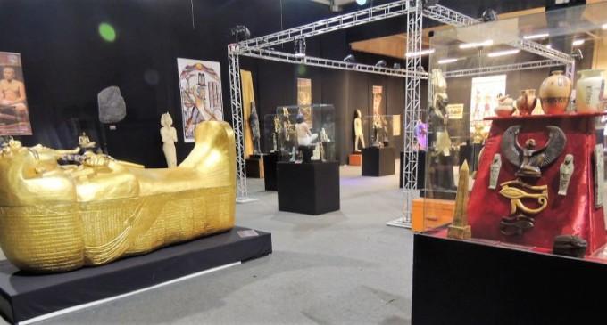 Museu Egípcio Itinerante é atração no Shopping Pelotas. Confira a programação completa
