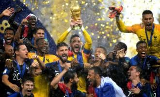 COPA 2018 : Com campanha sem sustos, França é Bi Mundial
