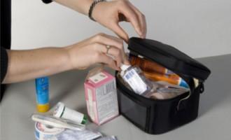 Dicas para transportar remédios no avião