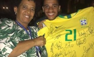 QUATRO PRESOS : Polícia frustra sequestro da mãe do jogador Taison