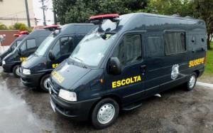 SUSEPE precisa reforçar a frota de viaturas em Pelotas