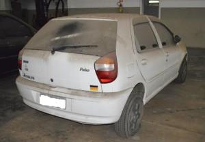 AUTOMÓVEL Pálio foi arrematado por R$ 6 mil