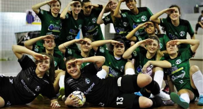 SELETIVA : Malgi quer Liga Nacional