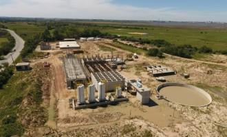 Sanep anuncia retomada dos trabalhos na ETA São Gonçalo