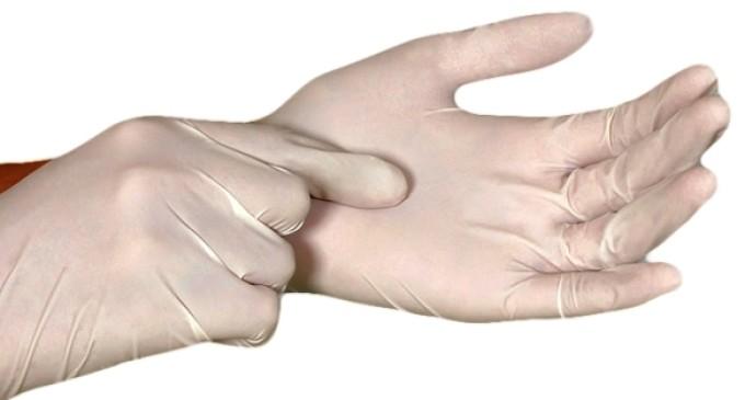 Uso prolongado de luvas pode causar paroníquia