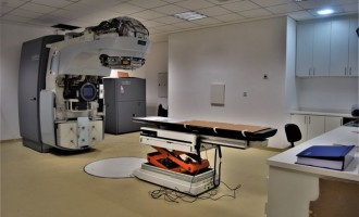 Radioterapia do HE recebe acelerador linear
