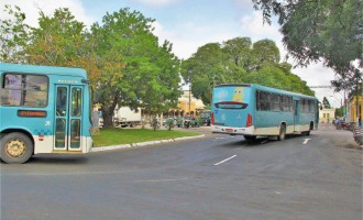 DESFILE FARROUPILHA :  Transporte coletivo altera rotas amanhã
