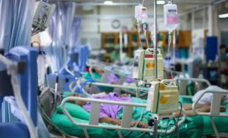 PANDEMIA : Secretaria da Saúde prevê uso de leitos de UTI de hospitais privados
